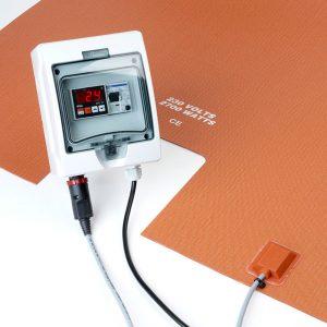 HIBC/A Silicone Mat Heater