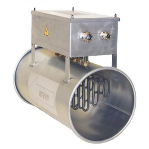Mould heating